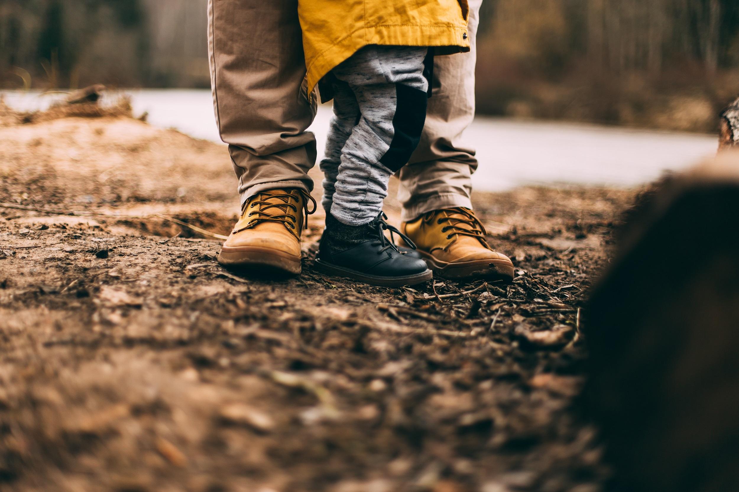 Popírání rodičovství